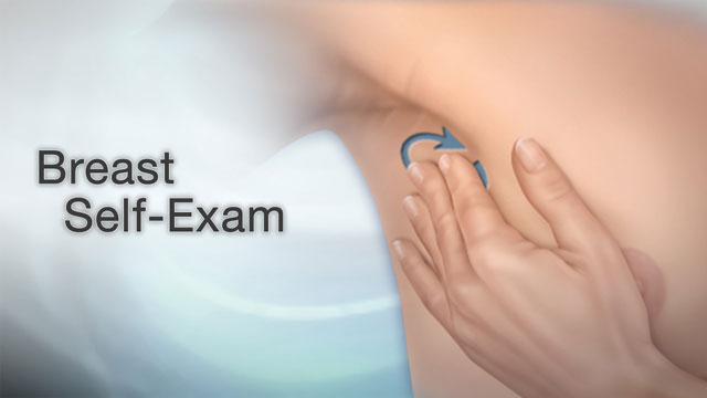 What result? self breast exam quite tempting